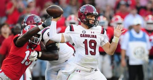 South Carolina football: Where does Jake Bentley rank among SEC quarterbacks?