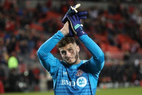 Report: Club Brugge interested in Alex Bono