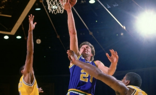 This Day In Lakers History: L.A. Holds Jazz To Record-Low Points In First Quarter Of Game 1 Of 1988 Western Conference Semifinals