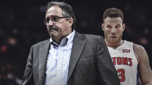 Blake Griffin's responds to Pistons letting Stan Van Gundy go