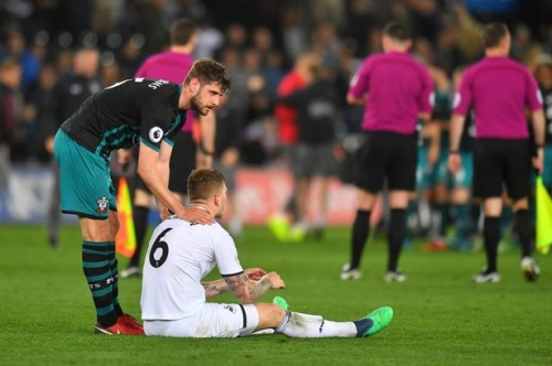Swansea City 0-1 Southampton: Swans have no-one to blame but themselves as they slide toward Premier League trap door