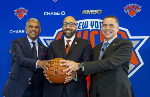 Steve Mills reveals Knicks prefer a wing player in NBA draft