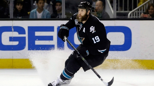 Joe Thornton willing to take 1-year deal to return to Sharks
