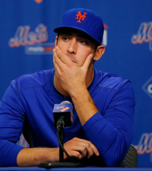 Matt Harvey traded by Mets to Reds for Devin Mesoraco