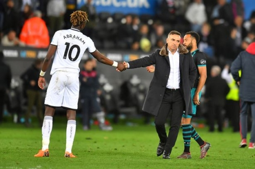 Everything Carlos Carvalhal said as Swansea City slipped to the brink of relegation from the Premier League