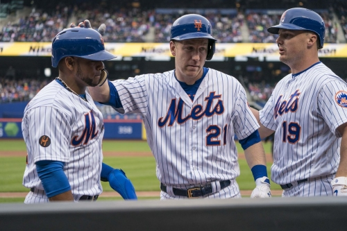 Mets put Todd Frazier on the 10-day disabled list with hamstring injury
