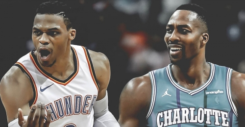 Dwight Howard says Russell Westbrook needs to sacrifice more