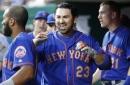 Adrian Gonzalez bashes two homers to halt Mets' skid