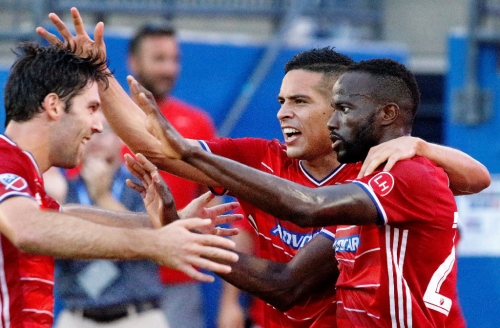 What Ryan Hollingshead says is the 'next step' for FC Dallas