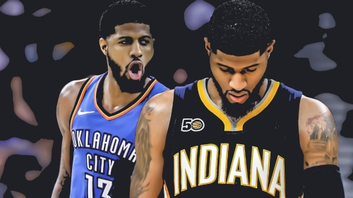 Kevin Pritchard comments on Indy potentially going after Paul George