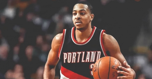 """Blazers news: C.J. McCollum described as """"swept in first round"""""""