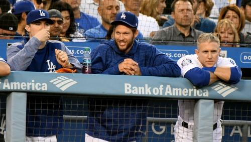 Dodgers' Clayton Kershaw encouraged by MRI, but his immediate future holds few certainties