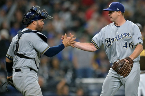 Milwaukee Brewers to activate Corey Knebel, send Wade Miley to the DL