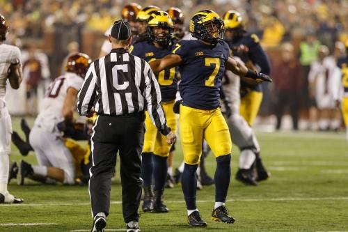 What's next for Michigan's Khaleke Hudson? Anything he wants