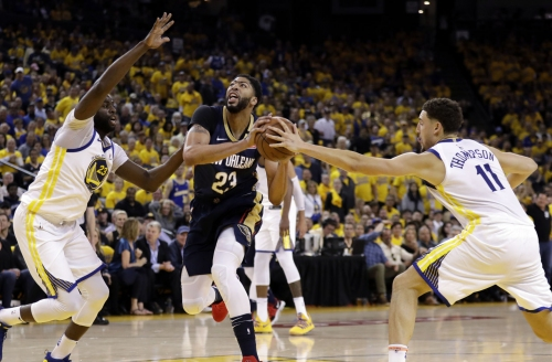 Fun's over: Pelicans' season ends as Golden State hammers New Orleans, takes series