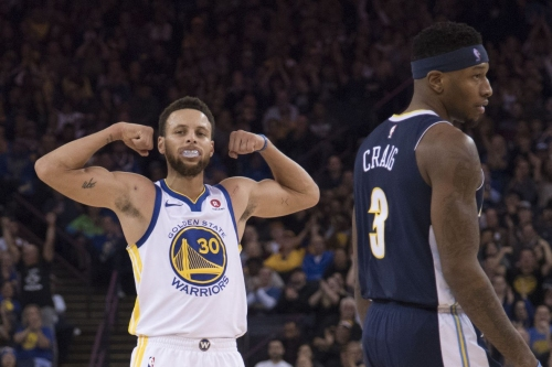 Celebration thread: Warriors headed back to the Conference Finals