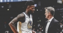 Steve Kerr hints at a Jordan Bell inclusion in playoff rotation