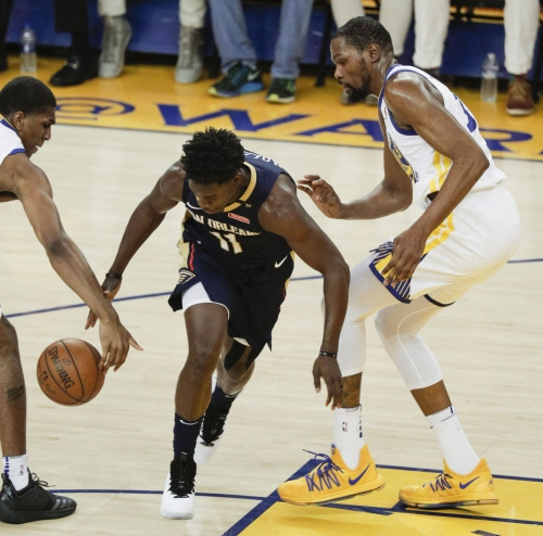 Walker: Pelicans' no-quit attitude could go long way in helping climb rugged ladder in West