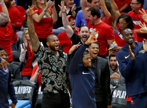 Alvin Gentry: 'Goes without saying' Pelicans want DeMarcus Cousins back