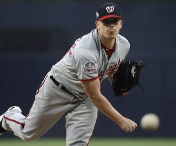 Hellickson throws 6 perfect innings in Nationals' 4-0 win