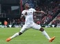 Crystal Palace winger Wilfried Zaha named Player of the Month