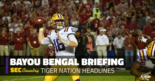 LSU: New go-to destination for transfer quarterbacks?