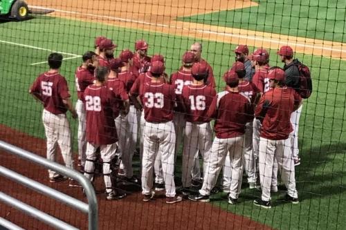 Alabama Baseball Gets Walk Off Win