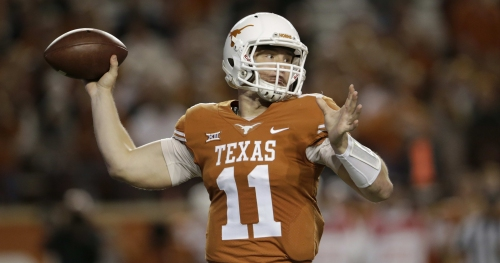 Sam Ehlinger ranked ahead of Kyler Murray in Athlon Sports QB rankings