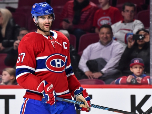Possible Trade Destinations for Montreal Canadiens Max Pacioretty