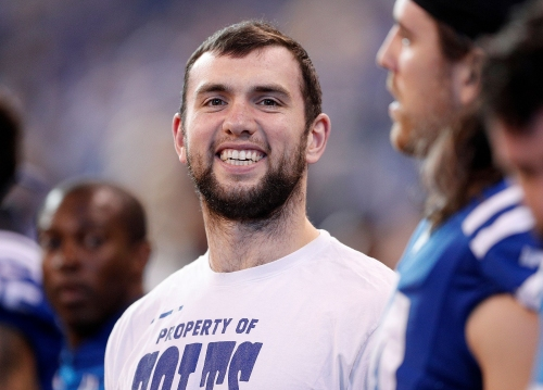 As Andrew Luck questions linger, power rankings say Colts are the NFL's worst team