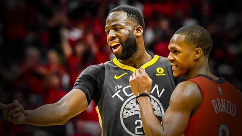 Draymond Green: 'I saw the play' after crashing Pelicans' huddle
