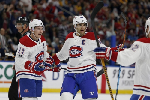 Pacioretty's Highlights of the Year: The first goal of the Habs' season