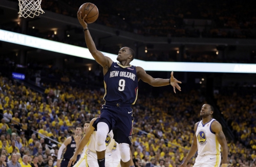 Rajon Rondo on future with Pelicans: 'We'll see how it goes'