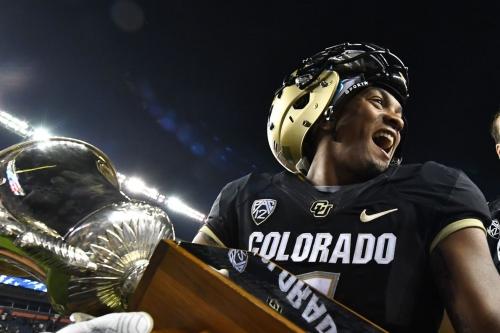 Washington Redskins UDFA profile - Shay 'Big Play' Fields, WR, Colorado