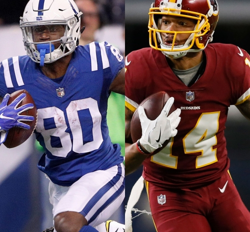 Colts WR2? Ryan Grant, Chester Rogers eager to 'boom'