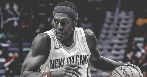 Injured groin prevented Rajon Rondo from playing in second half