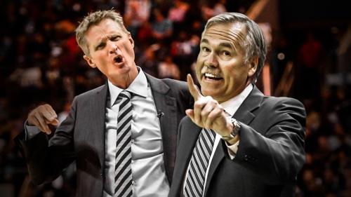 Steve Kerr says big men should blame Mike D'Antoni for making their position extinct