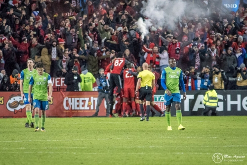 Sounders at Toronto FC: Three Questions