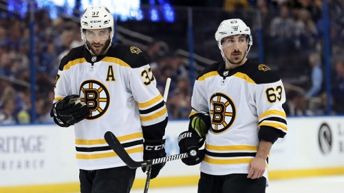 Bruins Injury Roundup: Here's Long List Of Banged-Up B's From Breakup Day
