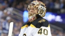 Bruins' Tuukka Rask Takes Criticism In Stride With Blunt Perspective