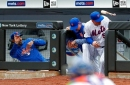 NY Mets bat out of order in first inning Wednesday against Reds