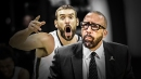 Knicks coach David Fizdale: 'I don't blame Marc Gasol for getting me fired'