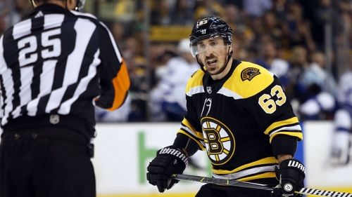 Brad Marchand Vows To 'Cut The S—' From His Game After Embarrassing Organization