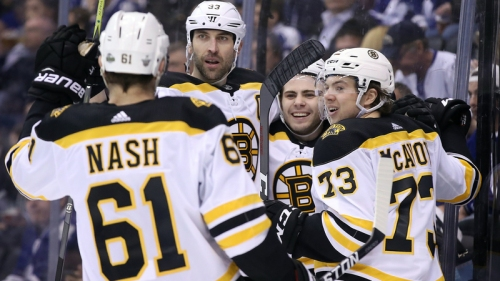 Rick Nash Sees Bright Future For Talented Bruins — And Wants To Be Part Of It