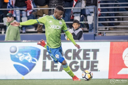 Sounders will deploy five-man backline against Toronto FC