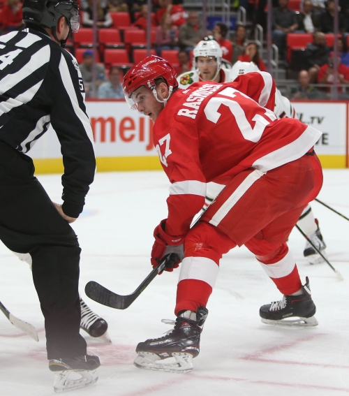 Detroit Red Wings mailbag: Can they trade for Rasmus Dahlin?