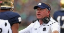 CBS Sports excludes Notre Dame's Brian Kelly from Top 25 college football coaches