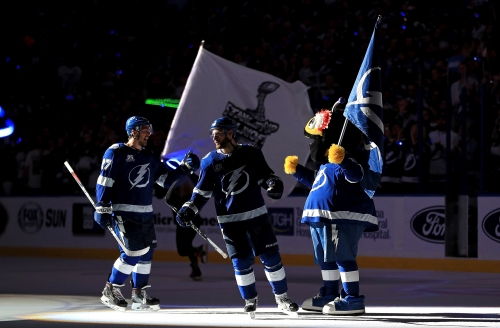 Tampa Bay Lightning ticket restrictions could block the red for visiting Washington Capitals fans