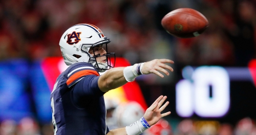 Roundtable: What Auburn must do to make College Football Playoff in 2018