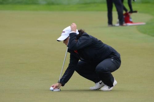Illinois Women's Golf falls just short at Madison Regional